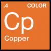 Pigments Copper.4
