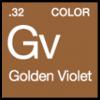 Pigments Golden Violet .32